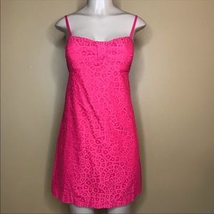 Pink Lilly Pulitzer Dress